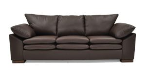Fargo Sofa in Marquis Chocolate Made in USA 1