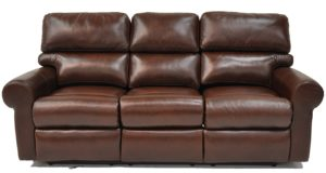 Brookhaven Reclining Sofa in Guanaco West