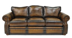 Laredo Sofa in Old World Walnut