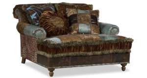 341 Mackenzie Paul Robert Chaise or Settee Patch 5844