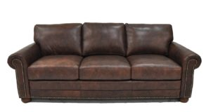 Athens Sofa in Liberty Hazelnut