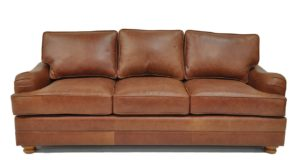 Pantera Sofa in Maverick Cognac