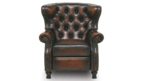 Churchill Recliner in Maestro Artisano Heritage