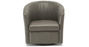 Natuzzi Editions A835 Veronica Swivel Chair