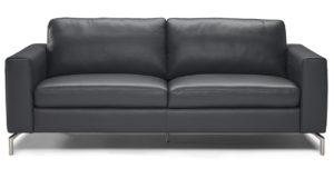 Natuzzi Editions B845 Sollievo Leather Sofa