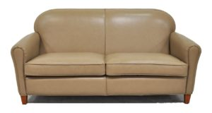 Buenos Aires Leather Sofa