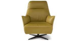 Natuzzi Editions C056 Calma Leather Chair