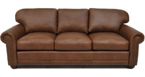 Dominion Leather Sofa