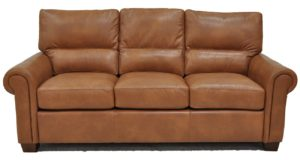 Regent Brown Sofa